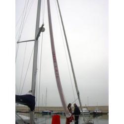 Profurl blocchi acciaio e perno per R250 e R350